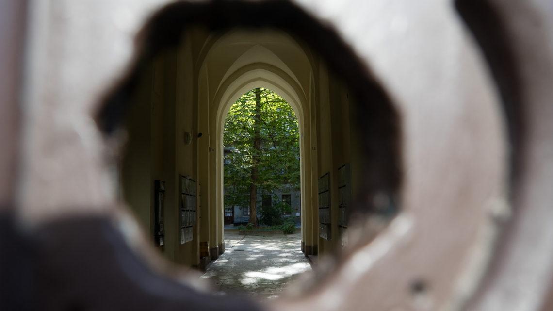 부다페스트의 아름다운 비밀 정원들