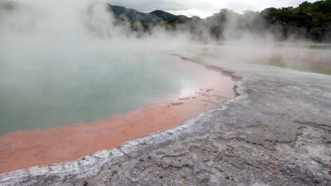 경이로운 로토루아(Rotorua)