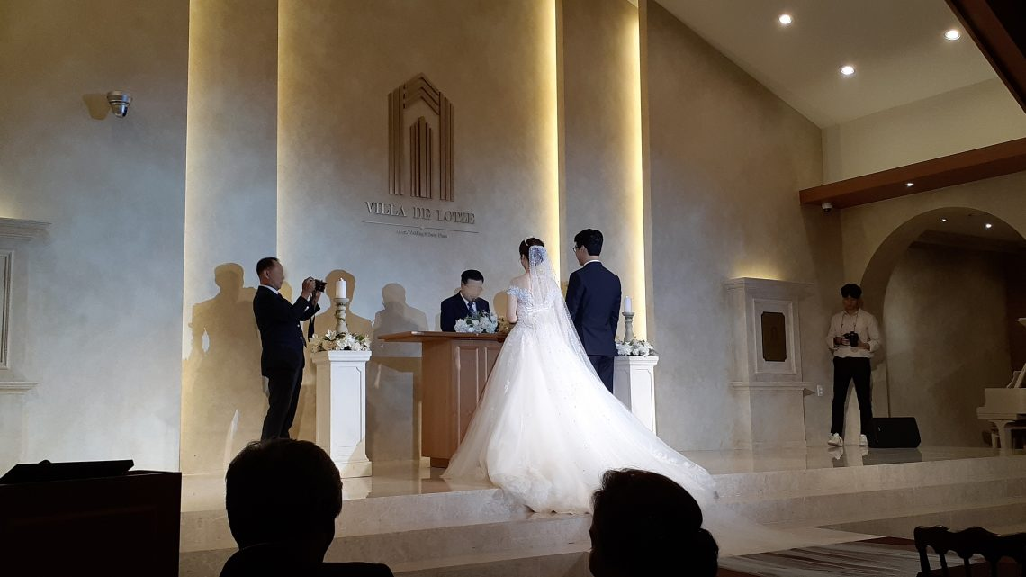 Quick and Pragmatic Modern Korean Weddings