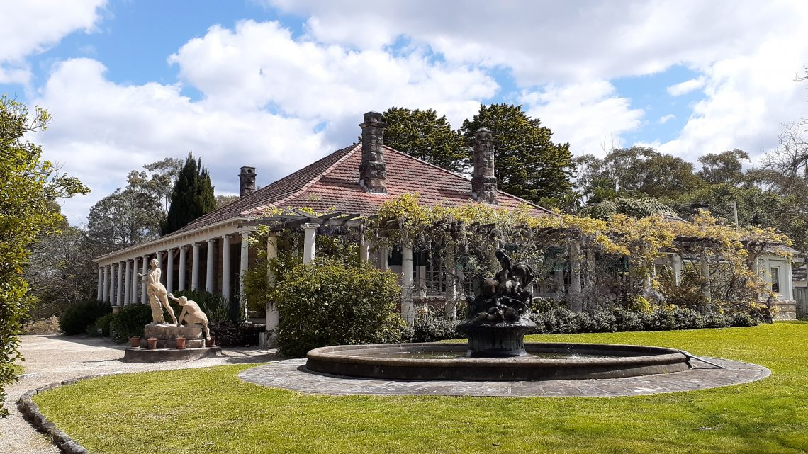 Norman Lindsay Art Gallery and Museum